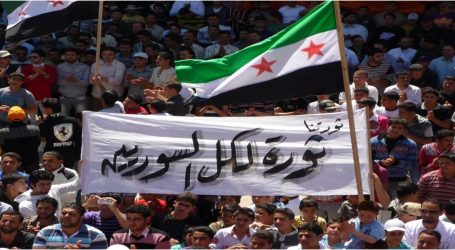 الثورة السورية والفرنسية والأحداث المشتركة
