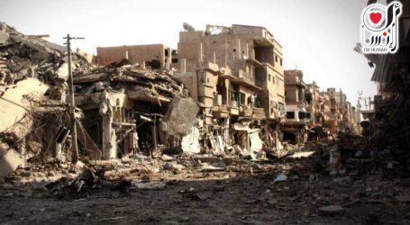 علق على الصليب حتى الموت … حكاية من دير الزور المنسية