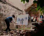 جهاد كدم … رسمت دمشق بألوان الحرب واللجوء