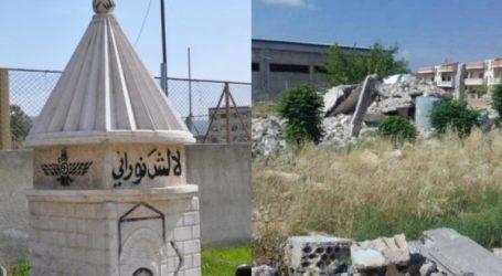انتهاكات بحق الإيزيديين من قبل فصائل المعارضة في عفرين