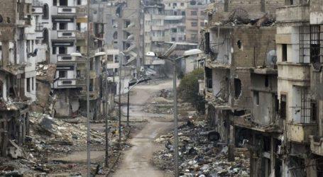 منازل دمشق المدمرة … بإنتظار اصحابها