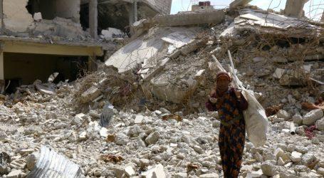 نساء الأنقاض السوريات