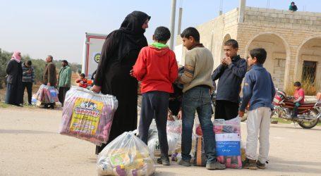 """"""" حملة إدلب الكبرى"""" محاولة لاستيعاب أعداد النازحين المتزايدة في ريف إدلب"""
