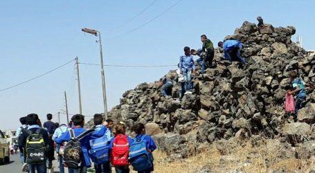 أطفال المستقبل السوري مشوهين جسدياً .. الحمل الزائد لا يصنع وطناً معافى